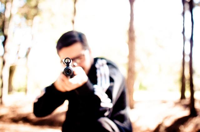 tlaková pistole
